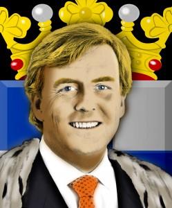 Koning Willem Alexander