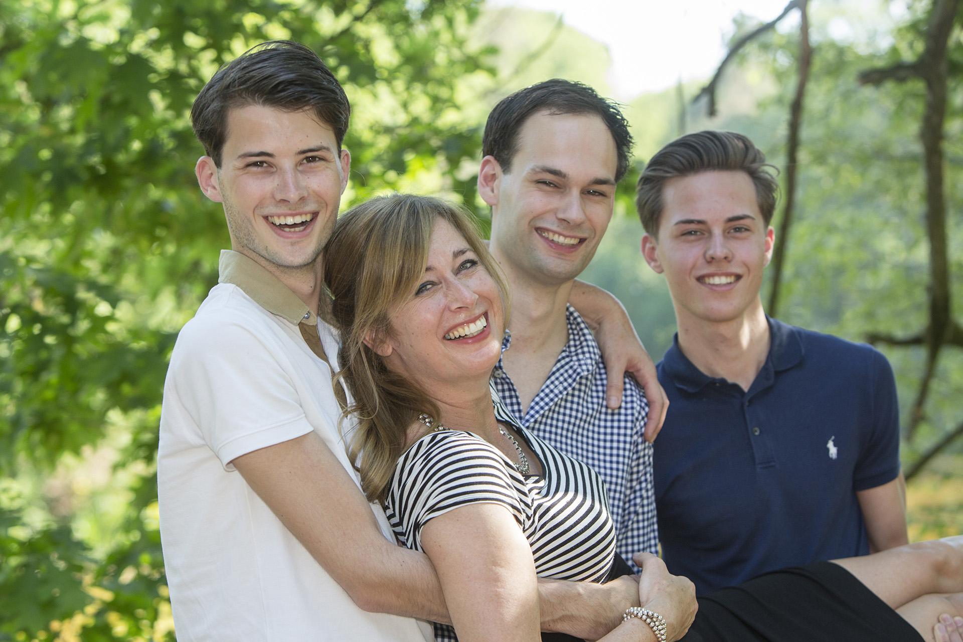 Gezinsfotografie, Familiefotografie