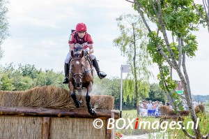 Ben Vogg tijdens cross county in Outdoor Helvoirt